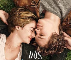 Nos étoiles contraires : affiche du film, au cinéma le 20 août 2014