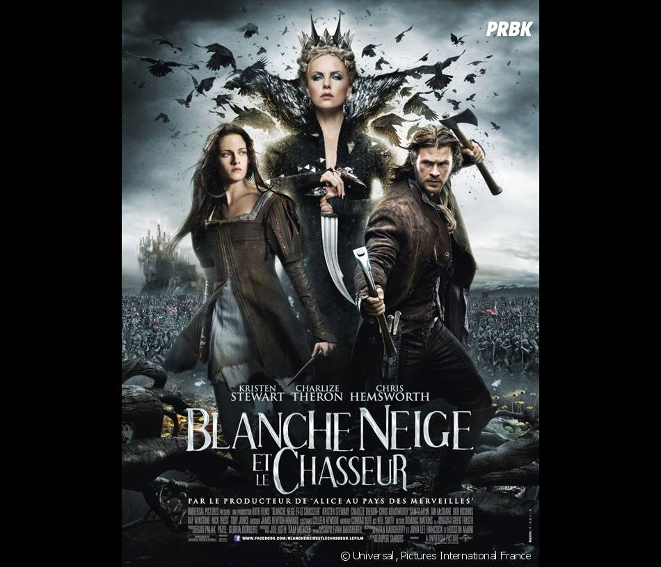 Blanche-Neige et le Chasseur : Kristen Stewart out de la suite sous forme de prequel