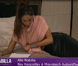 Nabilla Benattia invitera t-elle son père à ses fiançailles ?