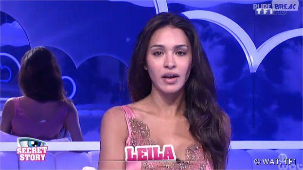 Secret Story 8 : Leila en larmes dans la quotidienne du 6 août 2014