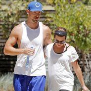 Lea Michele et Matthew Paetz : virée sportive après le show de Justin Timberlake