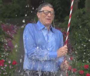 L'Ice Bucket Challenge de Bill Gates