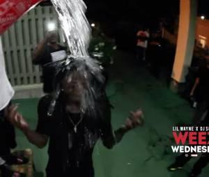 L'Ice Bucket Challenge de Lil Wayne