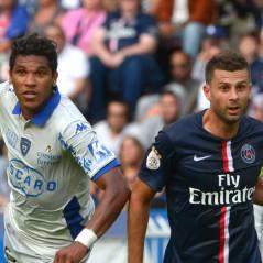 Brandao : son coup de tête à Thiago Motta non sanctionné par Bastia