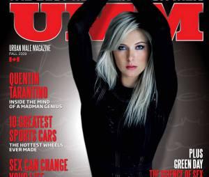 Maria Sharapova sexy en couv du magazine UMM