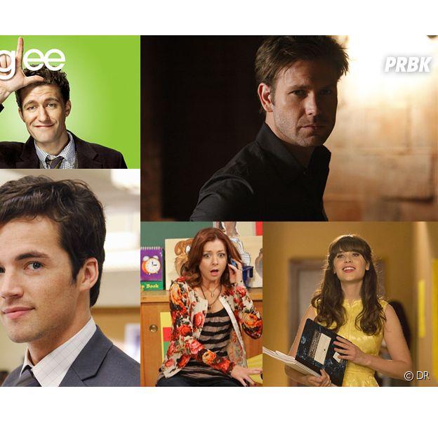 Vampire Diaries, Glee... : ces profs de séries qu'on aurait aimé avoir (ou pas)