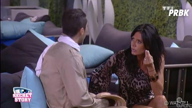 Vivian et Nathalie (Secret Story 8) : rupture de plus en plus évidente à prévoir
