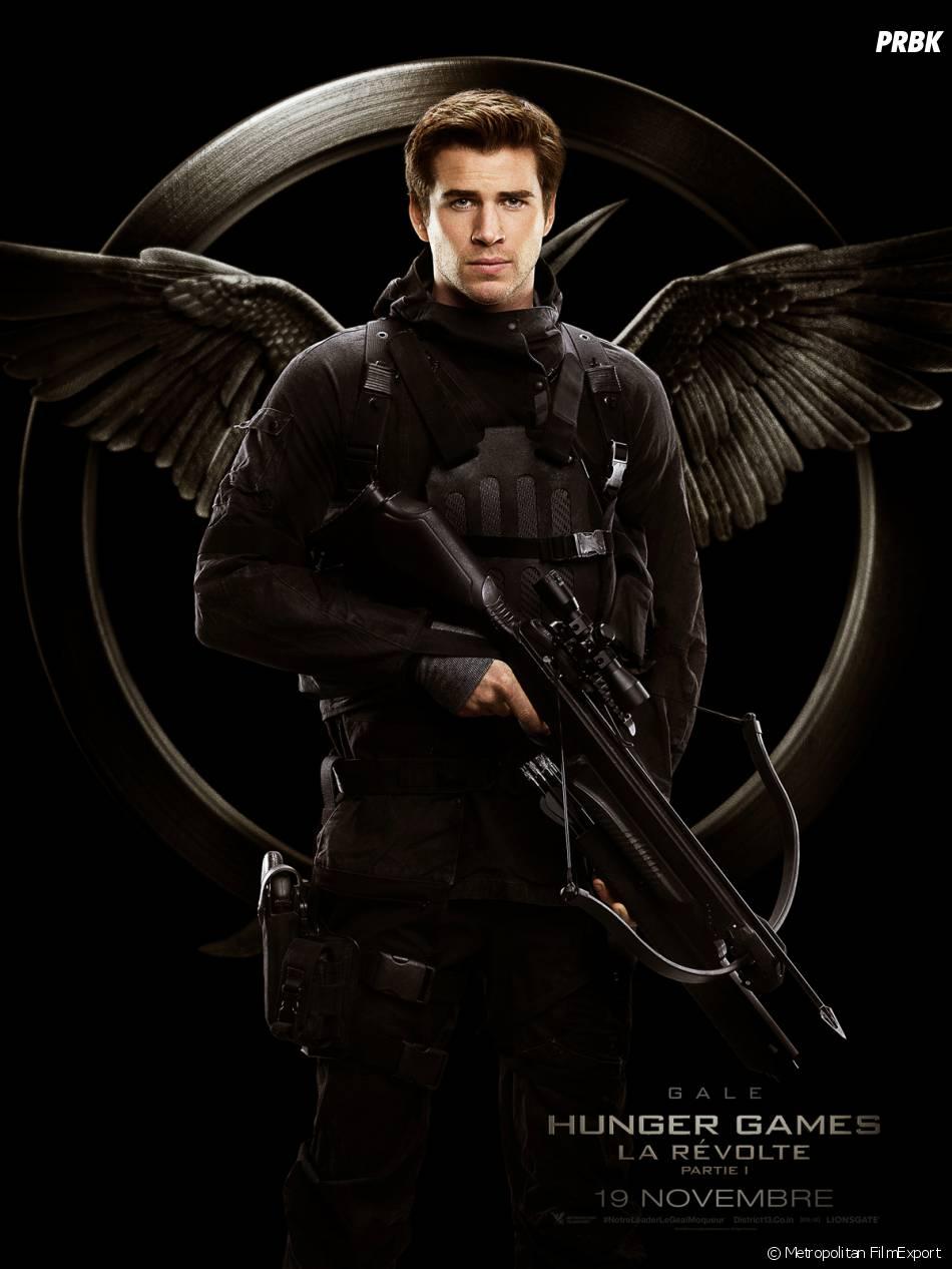 Hunger Games 3 : Liam Hemsworth sur un nouveau poster