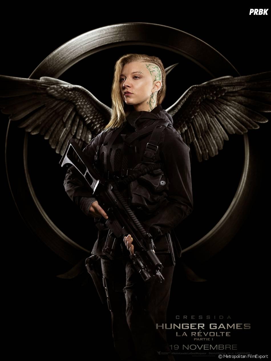 Hunger Games 3 : Natalie Dormer sur un nouveau poster