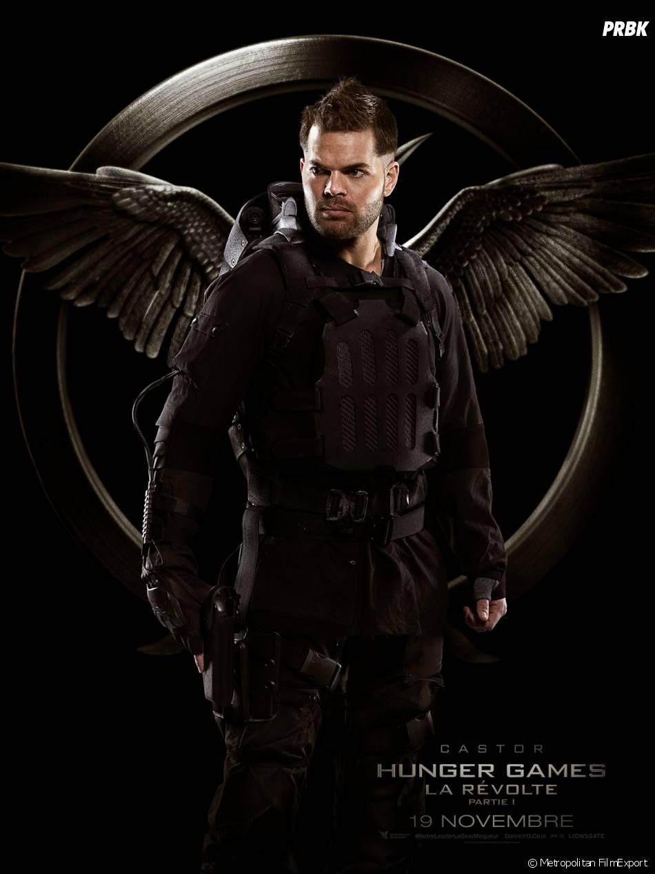 Hunger Games 3 : Wes Chatham sur un nouveau poster