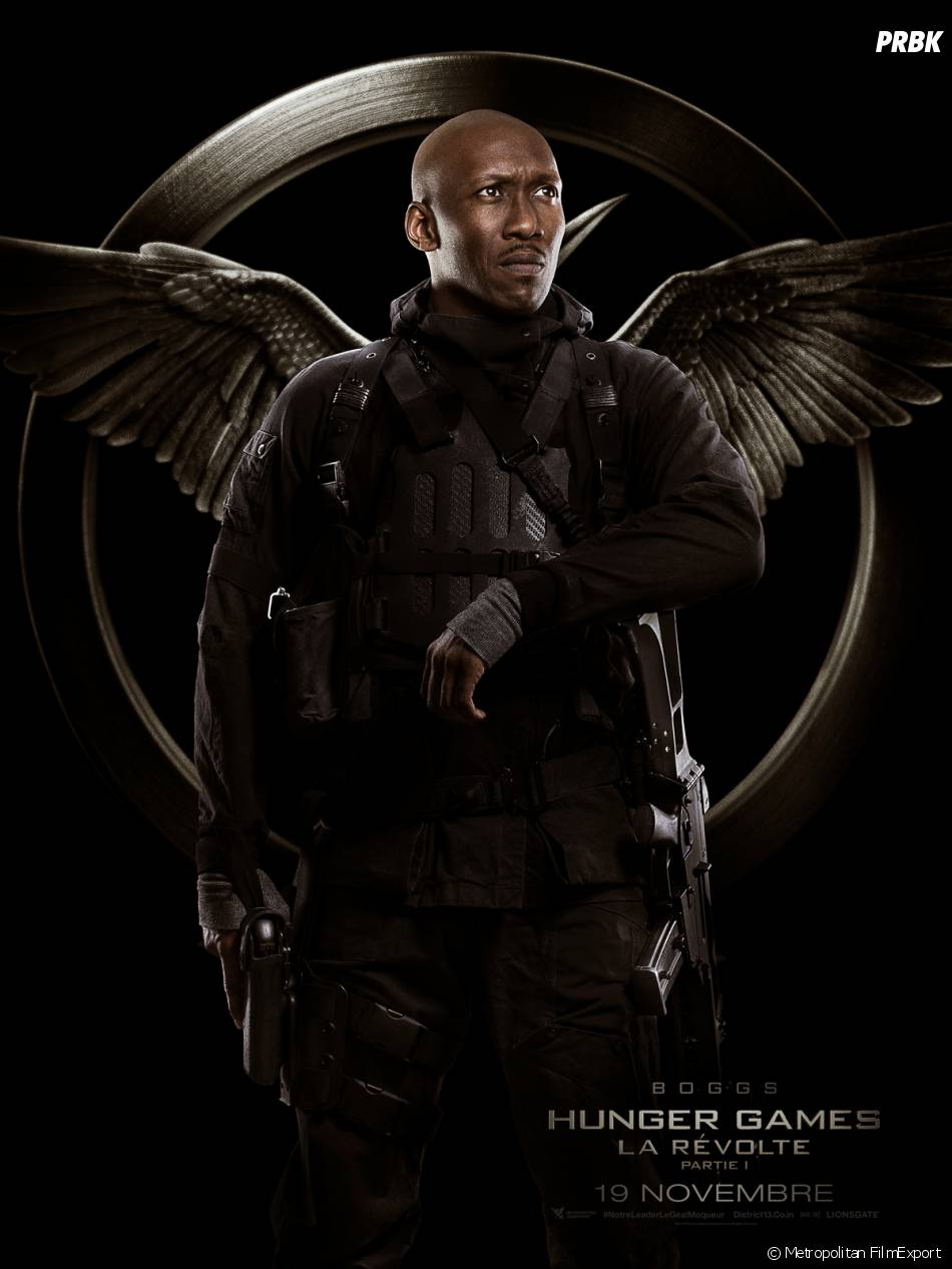 Hunger Games 3 : Mahershala Ali sur un poster