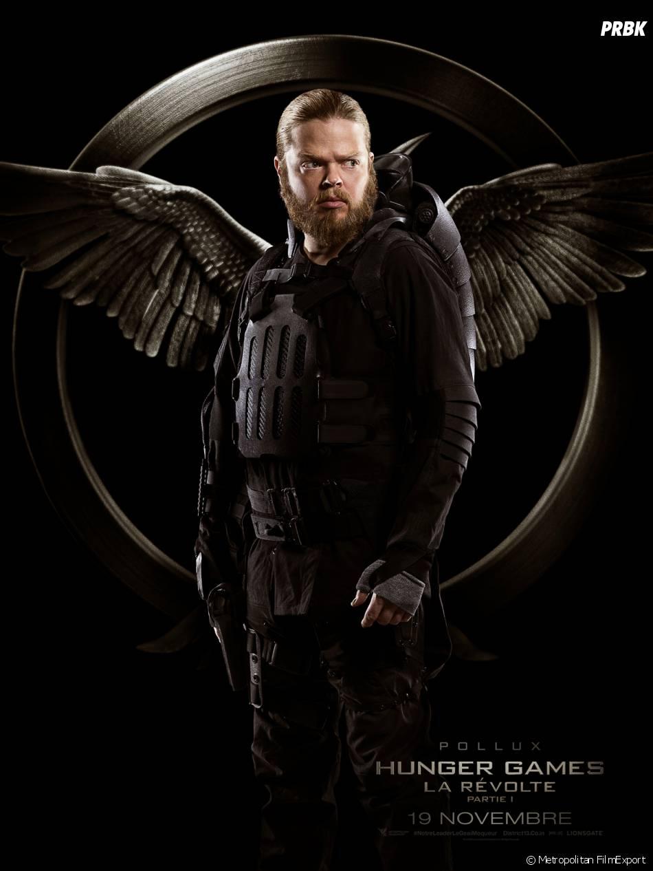 Hunger Games 3 : Elden Henson sur un poster