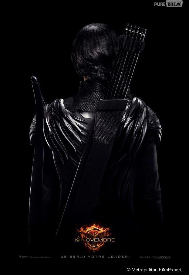 Hunger Games 3 : Jennifer Lawrence sur un nouveau poster