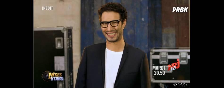 Manu Lévy piège Noémie Lenoir en caméra cachée dans Pièges de stars sur NRJ12