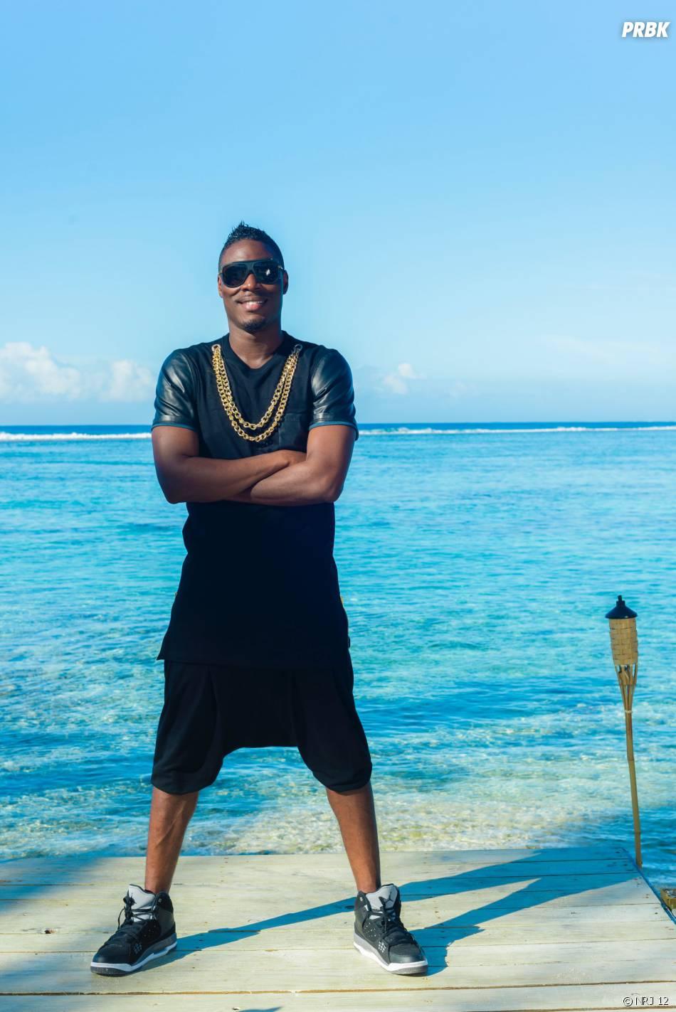 L'île des vérités 4 : Jessy Matador au casting de la télé-réalité de NRJ 12