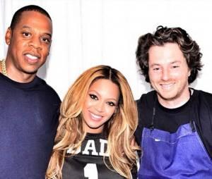 Jean Imbert : cuisinier personnel de Beyoncé et Jay-Z lors de leur passage à Paris en septembre 2014
