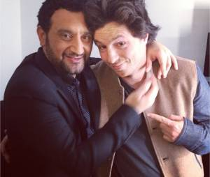 Jean Imbert et Cyril Hanouna