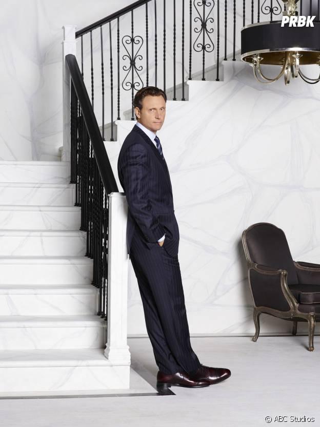 Scandal saison 4 : Tony Goldwyn (Fitz) sur une photo promotionnelle