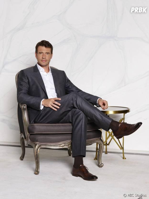 Scandal saison 4 : Scott Foley (Jake) sur une photo promotionnelle