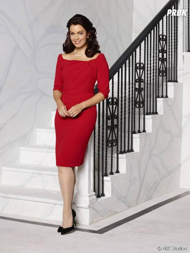Scandal saison 4 : Bellamy Young (Mellie) sur une photo promotionnelle