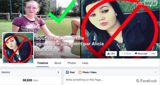 Sur Facebook et Twitter, les internautes se mobilisent pour dénoncer une agression humiliante