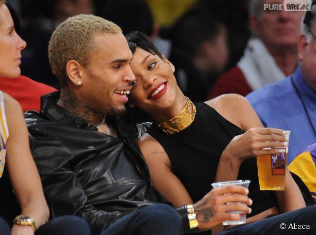 Rihanna et Chris Brown en bons termes après leur rupture ?