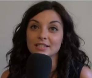Priscilla Betti se confie sur Flashdance
