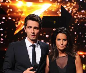 Guillaume Pley et Faustine Bollaert animent de Rising Star dès le 25 septembre 2014