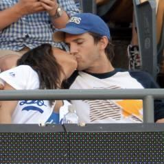 Mila Kunis et Ashton Kutcher parents : l'actrice a donné naissance à une fille !