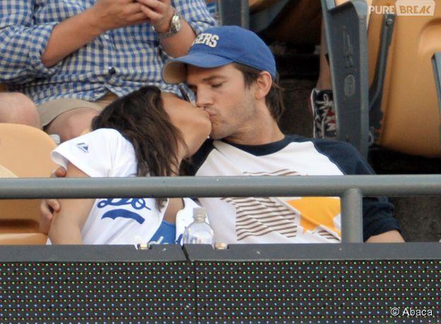 Mila Kunis enceinte : la petite amie d'Ashton Kutcher a accouché le 30 septembre 2014