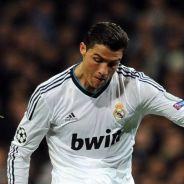 Cristiano Ronaldo furieux après son match de Ligue des Champions