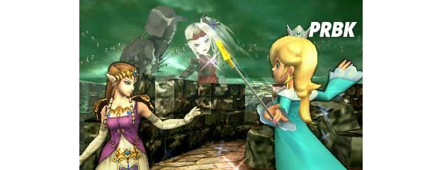 Super Smash Bros sur 3DS