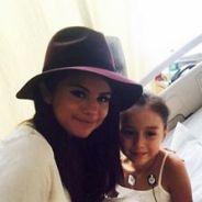 Selena Gomez : visite surprise à des enfants malades