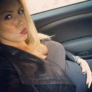 Stéphanie Clerbois enceinte : nouvelle exhib' de son baby bump