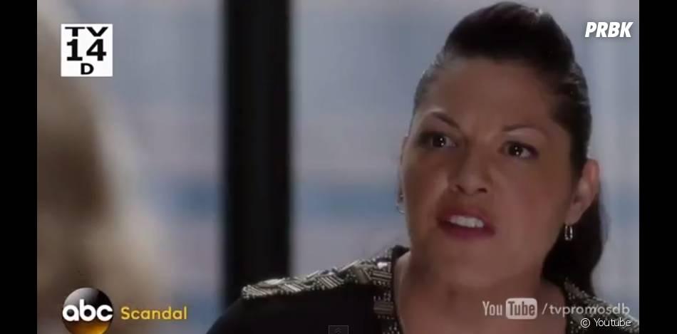 Grey's Anatomy saison 11, épisode 5 : Callie célibataire ?