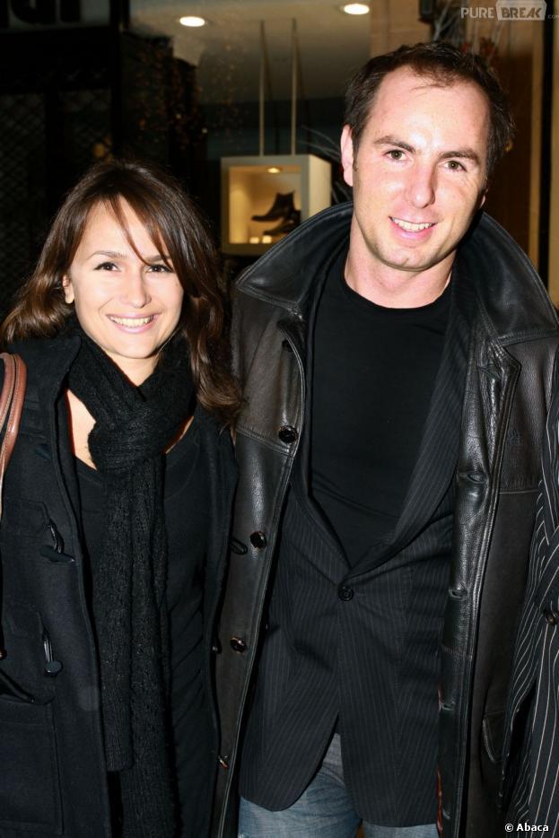 Jean-Philippe Doux (100% Mag) et sa femme Solène Chavanne