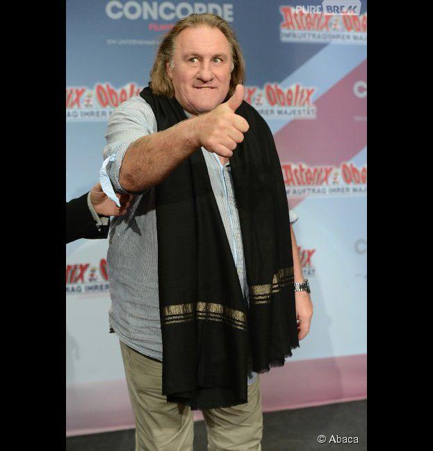 Gérard Depardieu : Stromae ? Pas si Formidable que ça pour l'acteur