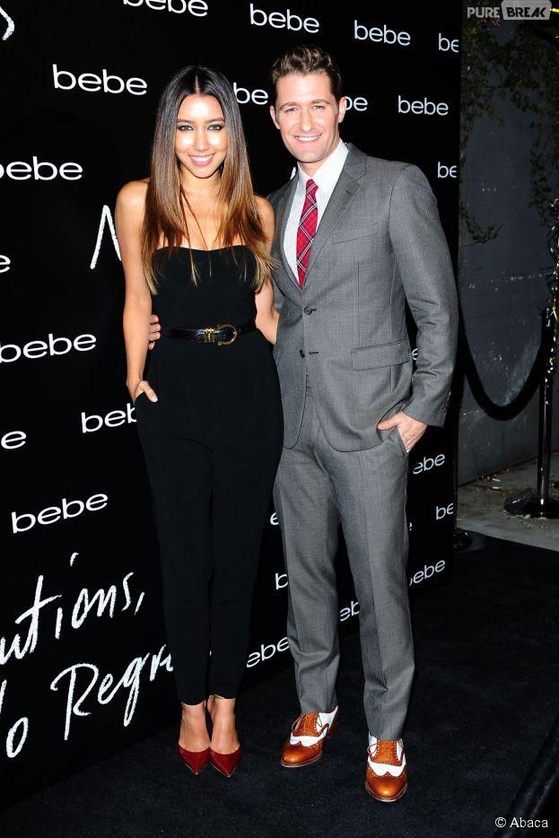Matthew Morrison et Renee Puente se sont mariés à Hawaii le 18 octobre 2014