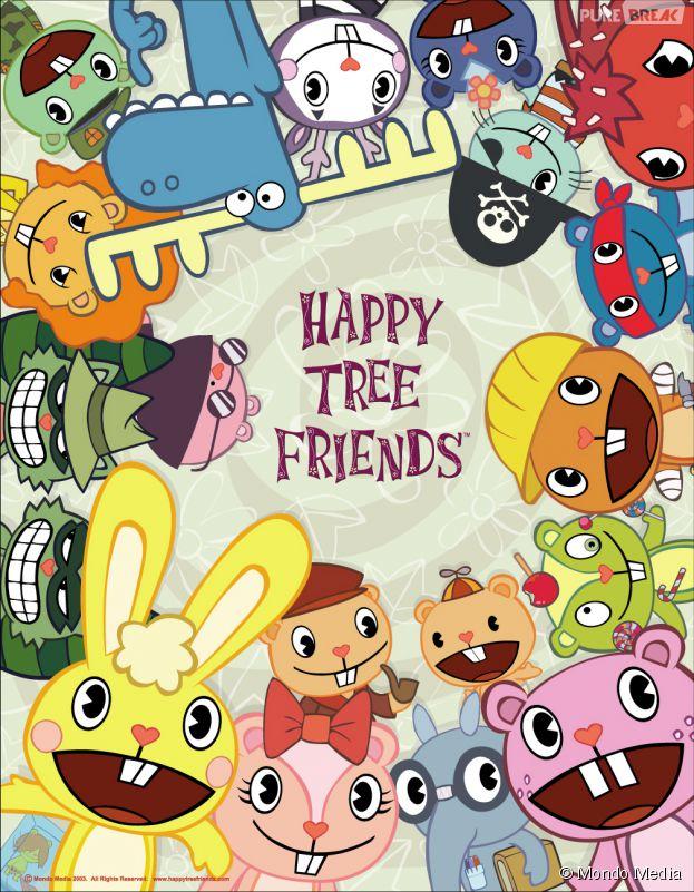 Bien-aimé Happy Tree Friends : les animaux sanguinaires passent de Youtube  GP32