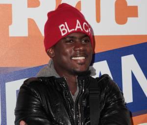 Black M récompensé aux Trace Urban Music Awards 2014, le 22 octobre au Casino de Paris