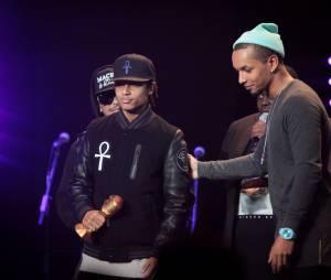 Joke aux Trace Urban Music Awards 2014, le 22 octobre au Casino de Paris