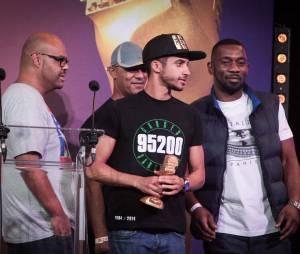 Ministère A.M.E.R aux Trace Urban Music Awards 2014, le 22 octobre au Casino de Paris