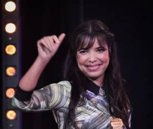 Indila sacrée aux Trace Urban Music Awards 2014, le 22 octobre au Casino de Paris
