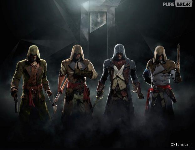 Assassin's Creed Unity : sortie prévue le 13 novembre 2014 sur Xbox One et PS4