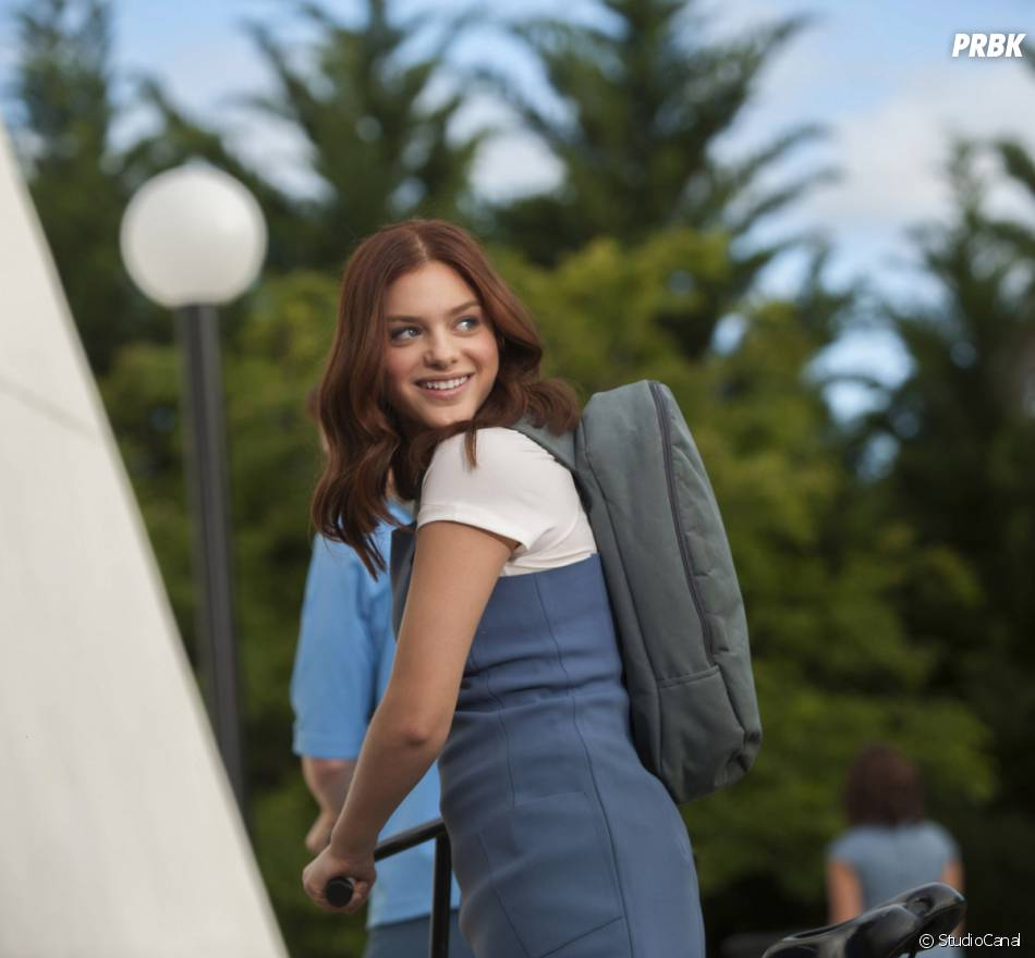 The Giver : Odeya Rush sur une photo