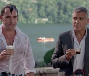 Jean Dujardin et George Clooney réunis pour la nouvelle pub Nespresso