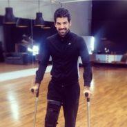 Miguel Angel Munoz (DALS 5) blessé : enfin de bonnes nouvelles