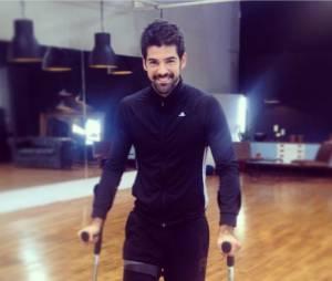 Danse avec les Stars 5 : Miguel Angel Munoz blessé donne de ses nouvelles
