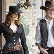 Castle saison 7, épisode 7 : Rick et Kate au Far-West sur les photos