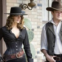 Castle saison 7, épisode 7 : Rick et Kate au Far-West sur les photos
